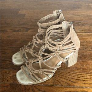 Dolce Vita Strappy Heel Sandals